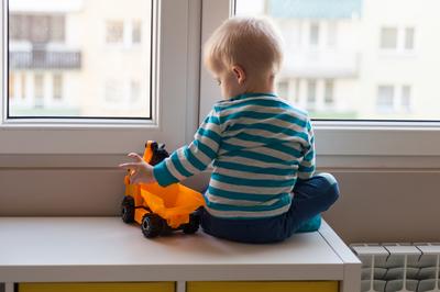 الصحة النفسية للطفل خلال عامه الأول