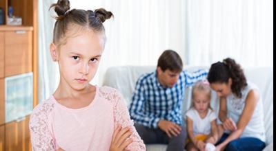 متلازمة الطفل الأوسط أسبابها وتدابيرها العلاجية