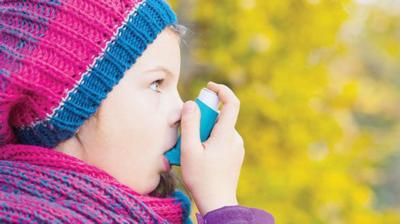 تأثير تغيرات الطقس على مرض الربو