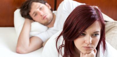 المشاكل الجنسية عند المرأة