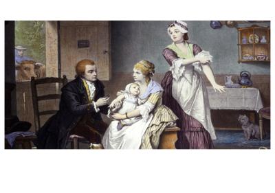 تاريخ التطعيم