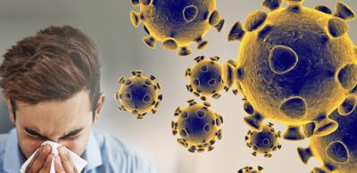 ازدياد عدد الاصابات بفيروس الكورونا