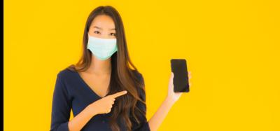 كيف يتم تنظيف الجهاز المحمول من فيروس كورونا الجديد؟