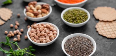 ما هي أهم مصادر البروتينات النباتية؟ وهل تختلف عن البروتينات الحيوانية؟