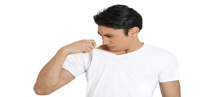 كيف تمنع ظهور الروائح من جسمك