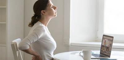 ايجابيات وسلبيات العمل من المنزل على الصحة