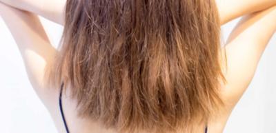 حل مشاكل الشعر التالف