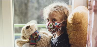 الأطفال وارتداء الكمامات في ظل فيروس كورونا الجديد