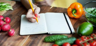 أفضل طريقة لإنقاص الوزن: سجل ما تأكل