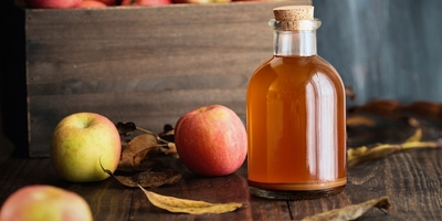 خل التفاح فوائده الصحية كثيرة ومتنوعة