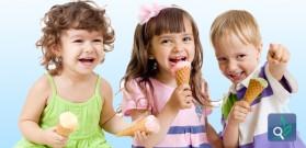 اسناني القوية لا تخشى المثلجات الصيفية
