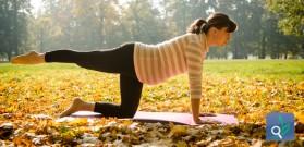 فوائد و أضرار ممارسة الرياضة للمرأة الحامل