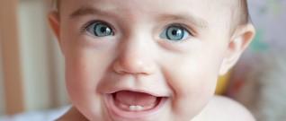 حليب الأم  واثره على نمو الأسنان