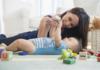 أهم مراحل تطور الطفل في السنة الأولى