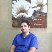 أخصائي علاج طبيعي احمد رائد ابو الهيجاء