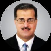 الدكتور مناف الهاشمي