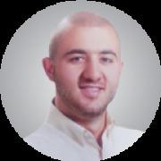 أخصائي علاج طبيعي مصطفى منذر عميرة