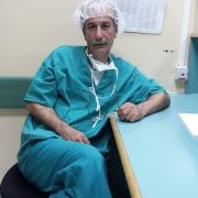 الدكتور طارق احمد ابو الرب