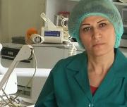 د. عدلاء يونس عبود اخصائي في طب اسنان