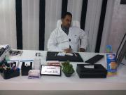 الدكتور طارق طلحة عبدالله عياش