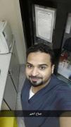 الدكتور احمد عبد رب الرسول الصبي