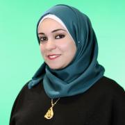 الدكتورة الصيدلانية آية القهوجي