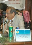 الدكتور محمد رمضان عبد الرحيم الشنشوري