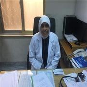 الدكتورة نهلة نجم اخصائي في باطنية