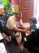 الدكتور ماريوس نجمة اخصائي في طب أطفال