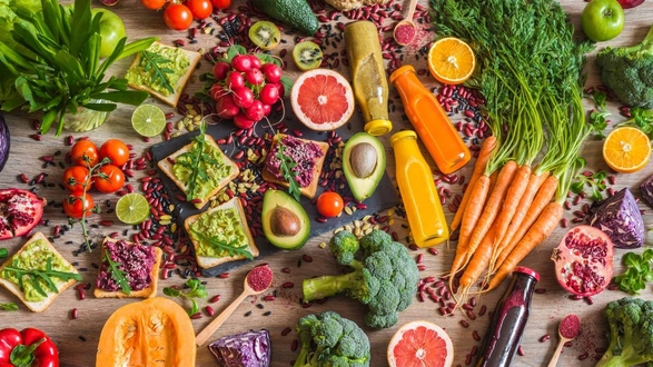 أطعمة تقي من السرطان
