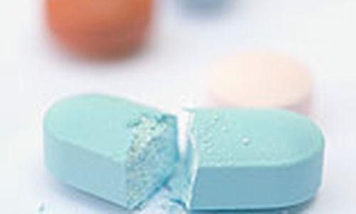 تقسيم قرص الدواء قد يسبب المخاطر