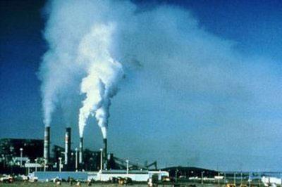 التلوث يتلف الجلد