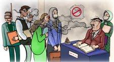 التدخين السلبي مرتبط بالسكري