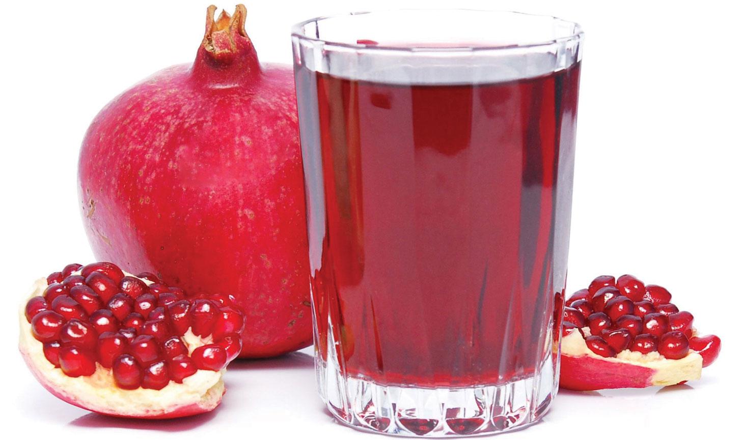 ما هي فوائد عصير الرمان؟