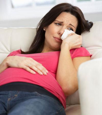 الضغط النفسي لدى المرأة الحامل يزيد من إحتمالية البدانة لدى المولود