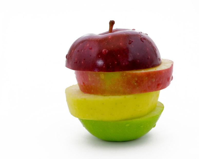 التفاح مفيد للقلب