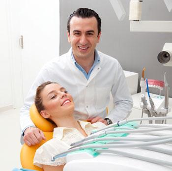لا تخف من طبيب الأسنان