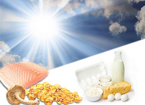 أدلة على تعزيز فيتامين (د) للاستجابة المناعية