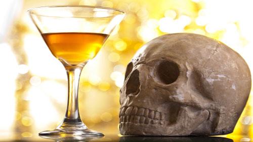شرب الكحول مرتبط بالاصابة بالالتهاب الرئوي