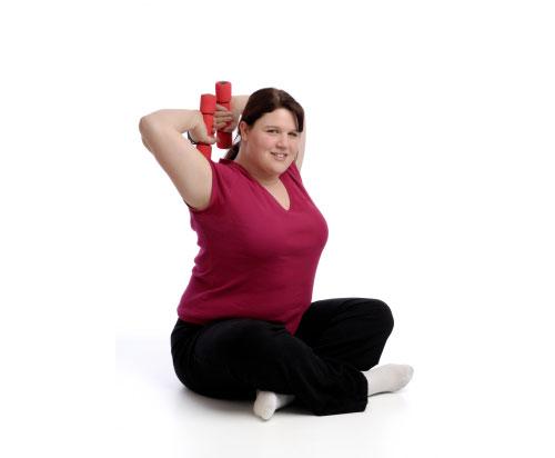 التمارين الرياضية تساعد في إحباط جينات السمنة