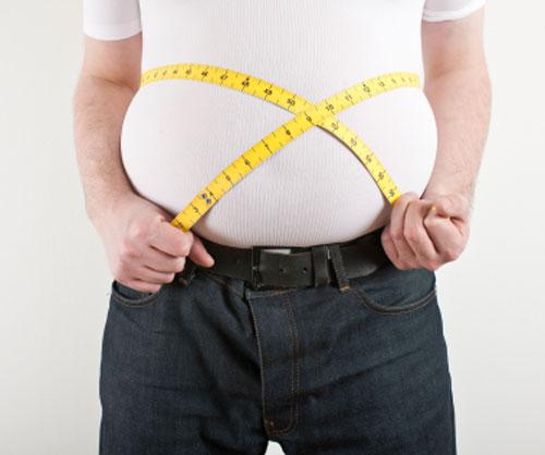 وزن الأباء يسبب مشاكل الوزن للأطفال