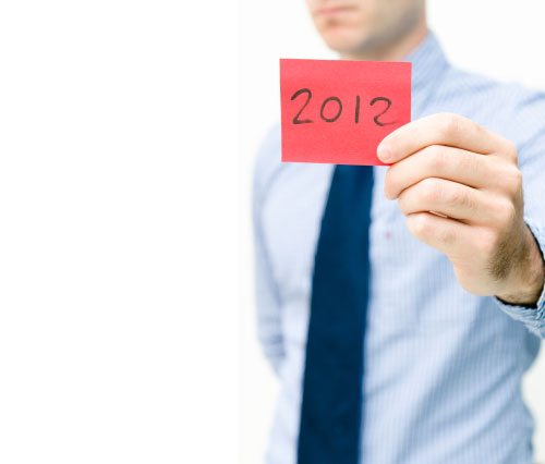 أفضل عشرة أهداف صحية لعام 2012