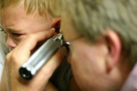 تقنية لاصلاح طبلة الاذن قد يستغرق وقت و مواد اقل