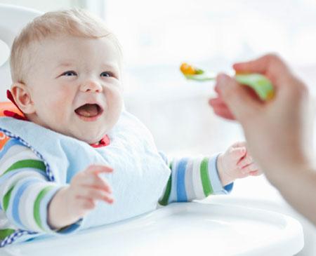 تغذية الطفل عند حاجتهم للطعام تزيد من ذكائهم