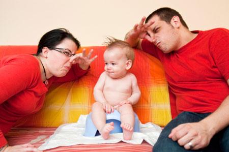 رائحة بول الأطفال الكريهة ترفع إشارة تحذيرية لالتهاب المسالك البولية