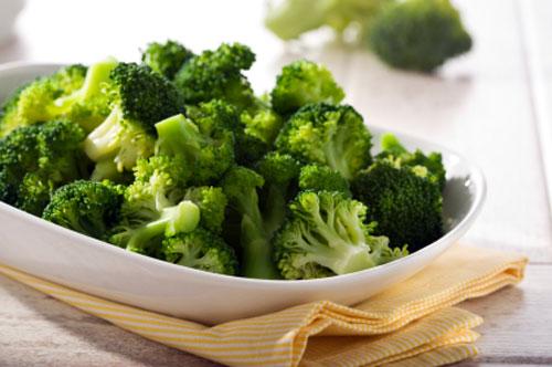 البروكلي واحد من أغنى الاطعمة الغذائية