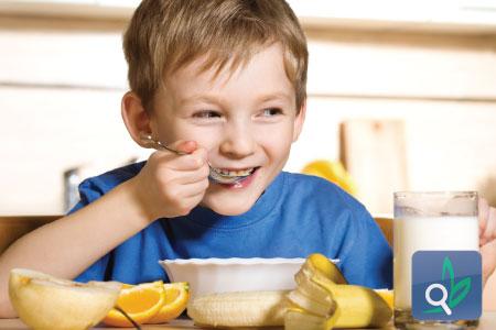 حساسية الطعام لدى الاطفال مرتبطة بخلل النمو