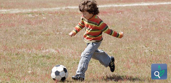 نشاط الاطفال يقلل الكسور في المستقبل
