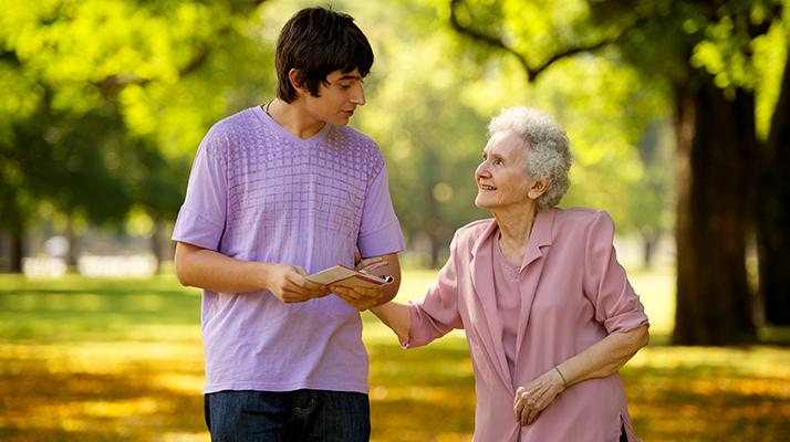 للتأخير من سرعة فقدان الذاكرة في كبار السن