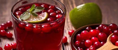 هل يساعد عصير التوت البري على التخلص من التهاب المسالك البولية؟